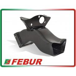 Front aluminium racing subframe + fiberglass air duct Yamaha R1 R1M 2020